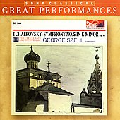 Tchaikovsky: Symphony no 5, etc / Szell, Cleveland SO