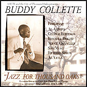 Buddy Collette: Jazz for Thousand Oaks