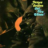 James Cotton (Harmonica)/James Cotton Blues Band (Harmonica): Cut You Loose!