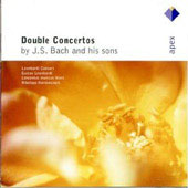 Bach J.s: Double Concertos