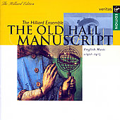 The Old Hall Manuscript / Hilliard Ensemble