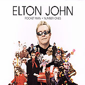 Elton John: Rocket Man: Number Ones [CD/DVD] [Limited]