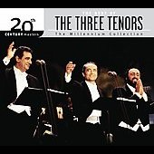 The Millennium Collection - The Best of The Three Tenors