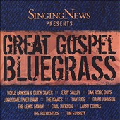 Various Artists: Singing News Presents: Great Gospel Bluegrass