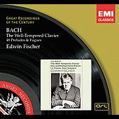 Bach: The Well Tempered Clavier / Edwin Fischer