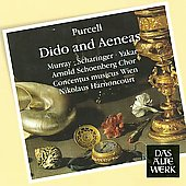 Purcell: Dido and Aeneas / Harnoncourt, Murray, Yakar, et al