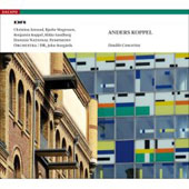 Koppel: Concerto for Violin and Accordion, Concerto for Saxophone and Piano / Storgårds, Sandberg, Koppel, Mogensen, Åstrand, et al