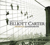 Carter: Chamber Music - Figments and Fragments, etc / Martens, Rensvik, et al