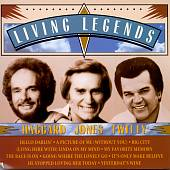 Merle Haggard/George Jones/Conway Twitty: Living Legends