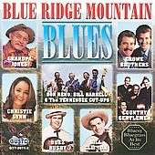 Various Artists: Blue Ridge Mountain Blues