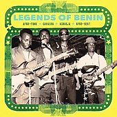 Various Artists: Legends of Benin