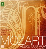 Mozart: Complete Piano Sonatas