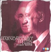 Haydn: 4 Masses; Stabat Mater / Harnoncourt
