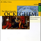 Ockeghem: Missa Prolatonium