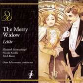 Leh&#225;r: The Merry Widow