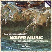 Handel: Water Music / Pinnock, English Concert