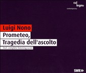 Nono: Prometeo, Tragedia dell'ascolto [Hybrid SACD]