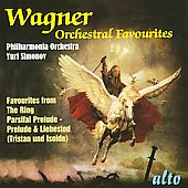 Wagner: Orchestral Favorites From The Operas