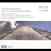 Ginastera: Popol Vuh La Creacion Del Mundo Maya