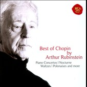 Best of Chopin by Artur Rubinstein