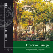Francisco Tárrega: Complete works for Guitar