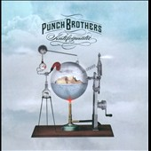 Punch Brothers: Antifogmatic [Deluxe Edition] [2CD/1DVD] [Digipak]