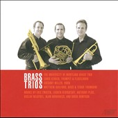 Ewazen, Plog, Hovhaness: Brass Trios