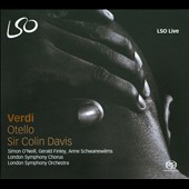 Verdi: Otello / Colin Davis