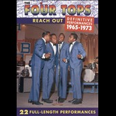 The Four Tops: Reach Out [DVD]