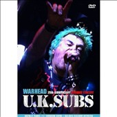U.K. Subs: Warhead: 25TH Anniversary Marquee Concert