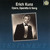 Erich Kunz - Opera, Operetta & Song