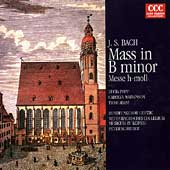 Bach: Mass in B Minor / Peter Schreier, Lucia Popp, et al