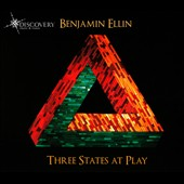 Three States at Play / Benjamin Ellin, Artem Kotov, Rivka Golani, New Note Ensemble