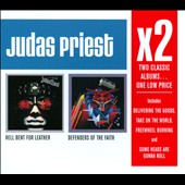 Judas Priest: Hell Bent for Leather/Defenders of the Faith [Box]
