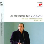 J.S. Bach: Well-Tempered Clavier, Book 1 & 2 / Glenn Gould, piano