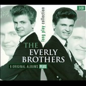 The Everly Brothers: Long Play Collection [Box]