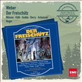 Weber: Der Freischutz / Nilsson, Koth, Gedda, Berry, Crass, Anheisser, Weller. Heger