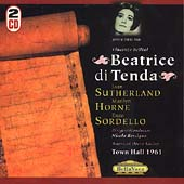 Bellini: Beatrice di Tenda / Rescigno, Sutherland, et al