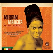 Miriam Makeba: Mama Africa: The Very Best of Miriam Makeba