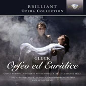 Gluck: Orfeo ed Euridice / Grace Bumbry, Anneliese Rothenberger, Ruth-Margret Putz. Vaclav Neumann