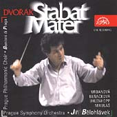 Dvorák: Stabat Mater / Belohlávek, Prague SO