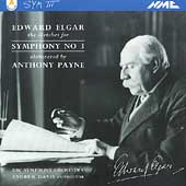 Elgar/Payne: Symphony no 3 / Andrew Davis, BBC Symphony