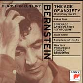 Bernstein Century - The Age of Anxiety, Serenade