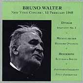 Merit - Bruno Walter - New York Concert, 15 February 1948