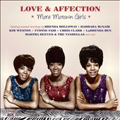 Various Artists: Love & Affection: More Motown Girls