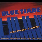 Mike Freeman Zonavibe: Blue Tjade