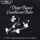 Music for Flute & Guitar / Diego Blanco, Gunilla von Bahr