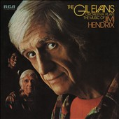 Gil Evans/Gil Evans Orchestra: The Gil Evans Orchestra Plays the Music of Jimi Hendrix