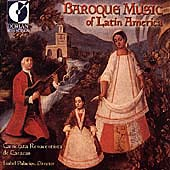 Baroque Music of Latin America / Isabel Palacios, et al