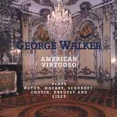 George Walker - Haydn, Mozart, Schubert, Chopin, et al